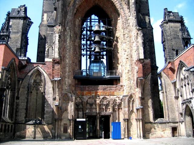 Церковь святого Николая (Ehemalige Hauptkirche St. Nikolai)