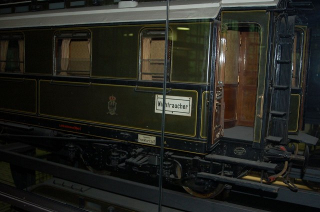Железнодорожный транспорт  (Schienenverkehr)