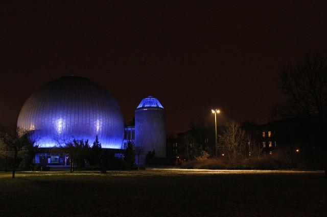 Цайс - большой планетарий Берлина (Zeiss-Großplanetarium Berlin)