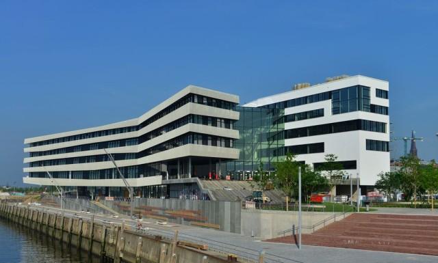 Архитектурный университет HafenCity Universität
