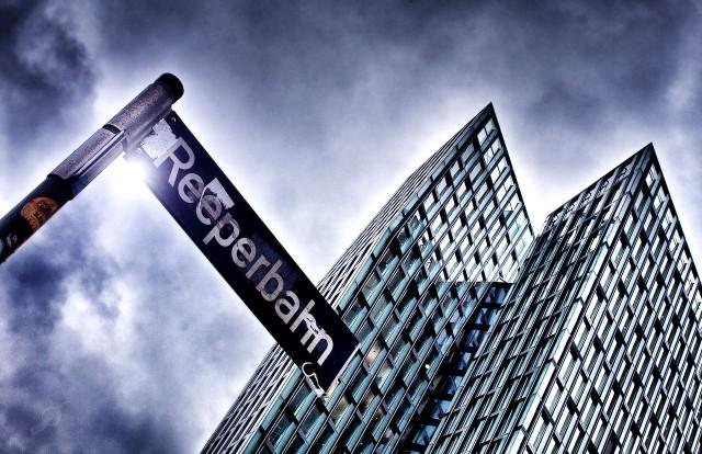 Улица Рипербан (Reeperbahn)