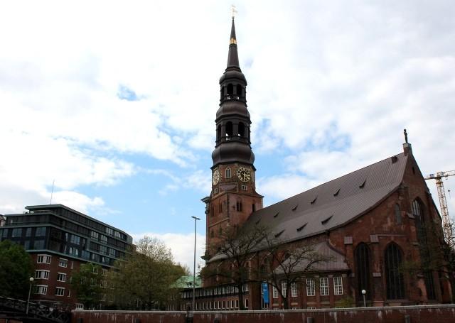 Церковь Святой Екатерины (Hauptkirche St. Katharinen)