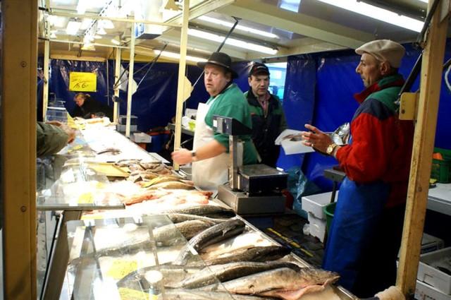 Рыбный рынок (Fischmarkt)