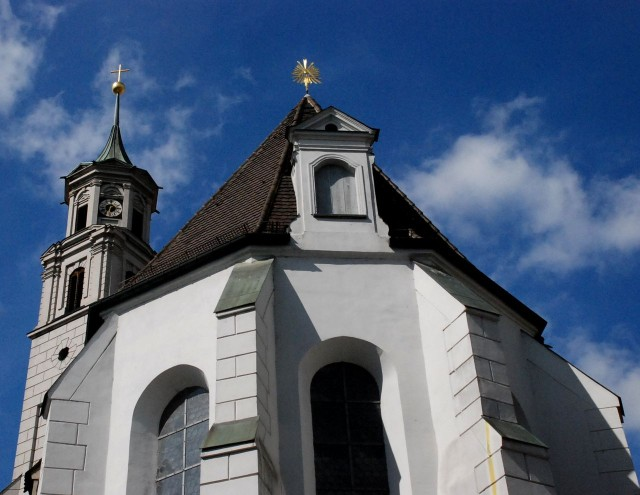 Церковь святой Анны (St.-Anna-Kirche)