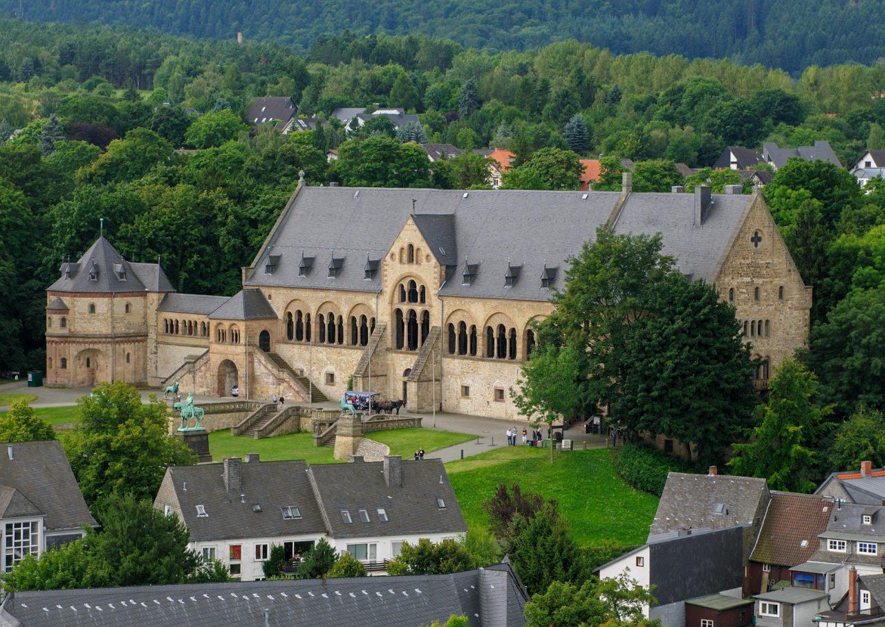 Королевская резеденция (Kaiserpfalz Goslar)