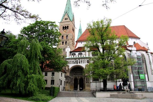 Собор Девы Марии (Dom Unserer Lieben Frau)