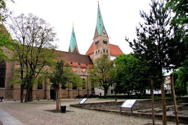 Кафедральный Собор  Аугсбурга