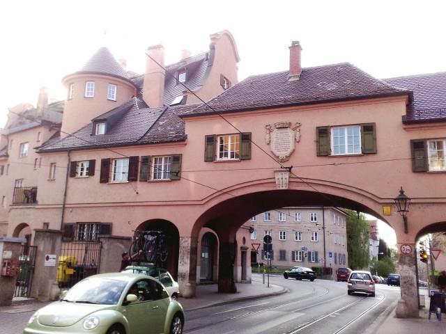 Ворота Рыбаков (Fischertor)