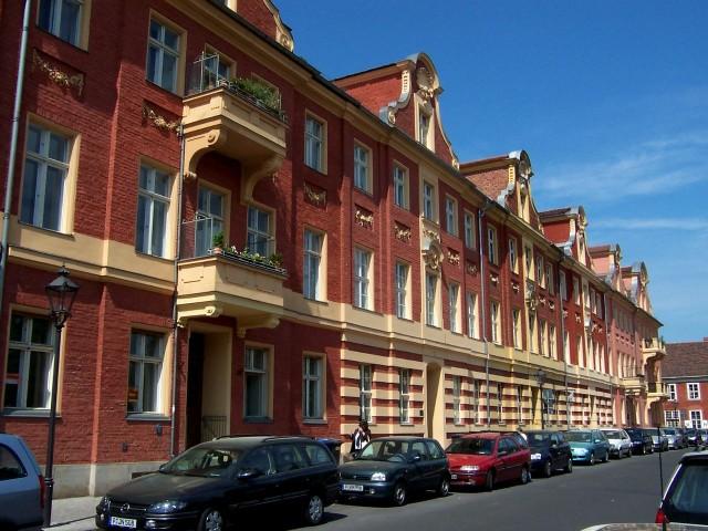 Голландский квартал (Holländisches Viertel)