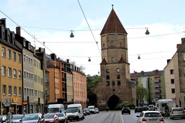 Ворота Святого Якоба (Jakobertor)