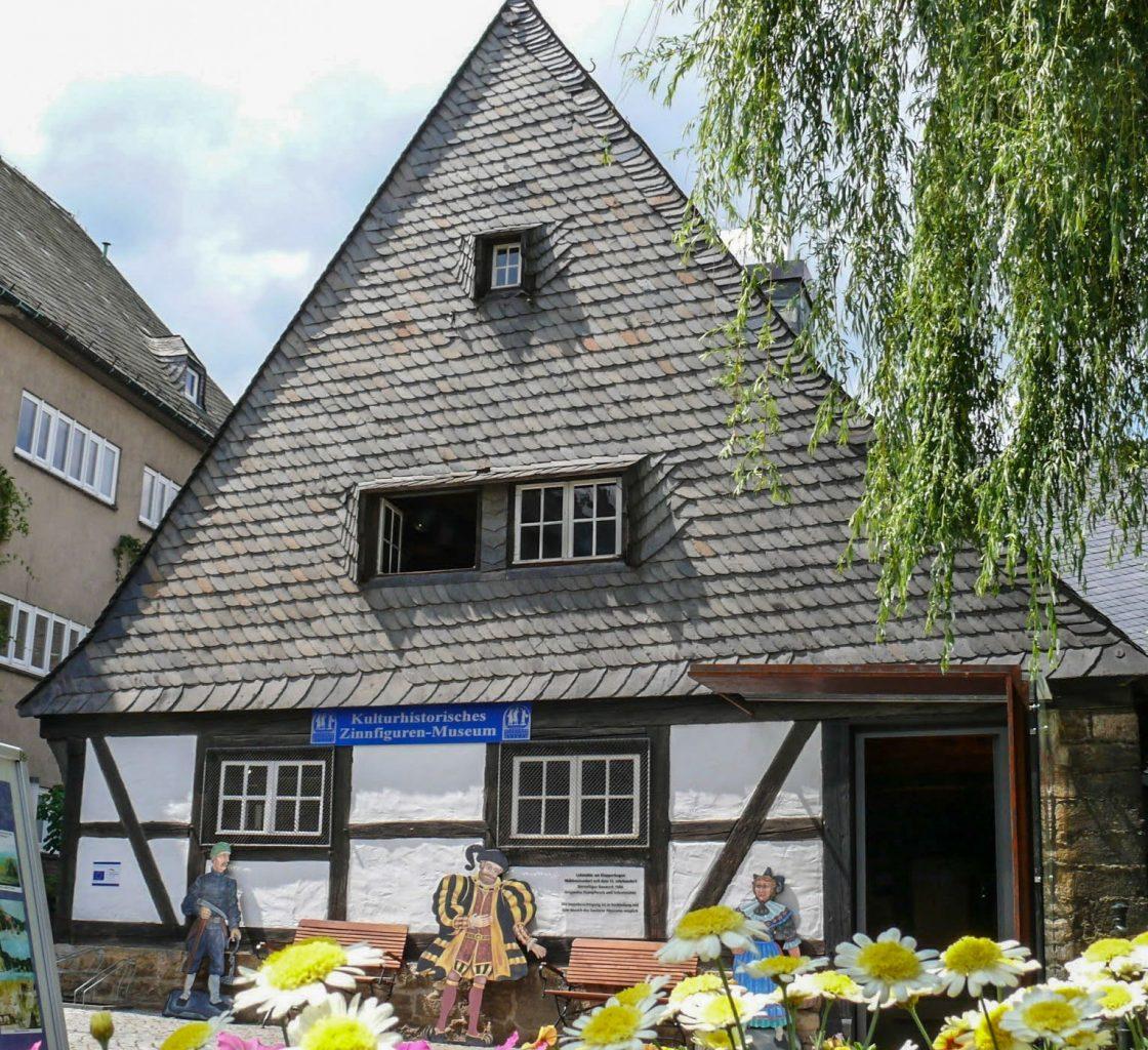 Музей оловянных фигурок (Zinnfigurenmuseum in der Lohmühle)