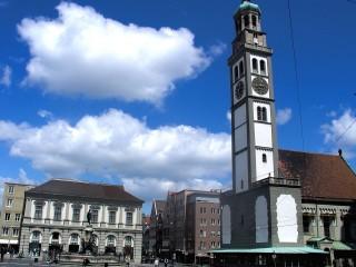 Перлахтурм — средневековая сторожевая башня