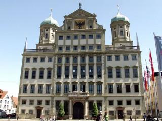 Ратуша в Аугсбурге
