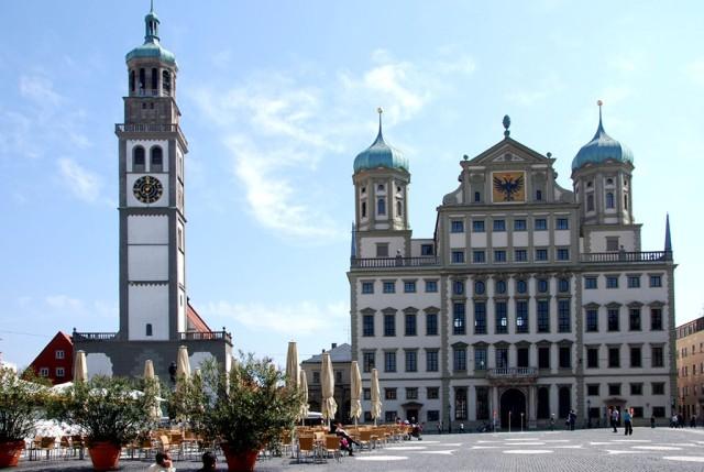 Аугсбургская Ратуша (Augsburger Rathaus)