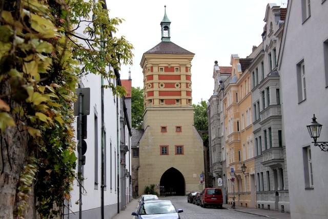 Южные Красные ворота (Rotes Tor)