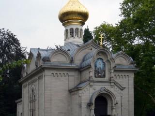 Церковь Преображения Господня — оплот православной веры в Баден-Бадене
