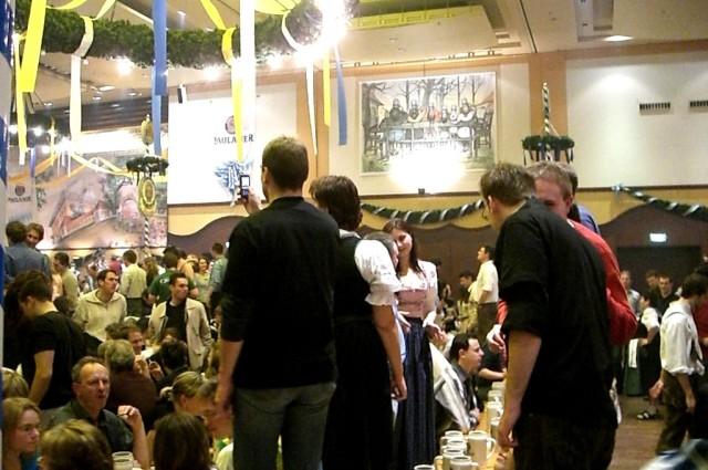 Фестиваль крепкого пива (Starkbierfest) в Мюнхене