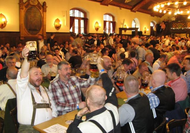 Фестиваль пива Starkbierfest 2014 в Мюнхене