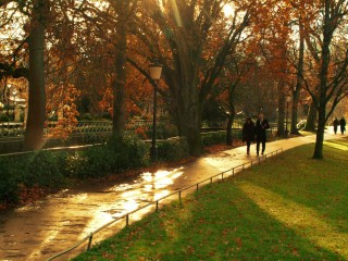 Курорт Баден-Баден. Многолетние традиции отдыха и лечения