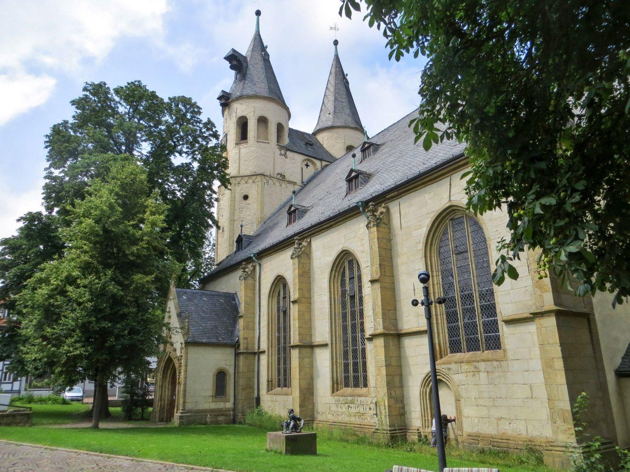 Церковь Св. Иакова (Jakobikirche)