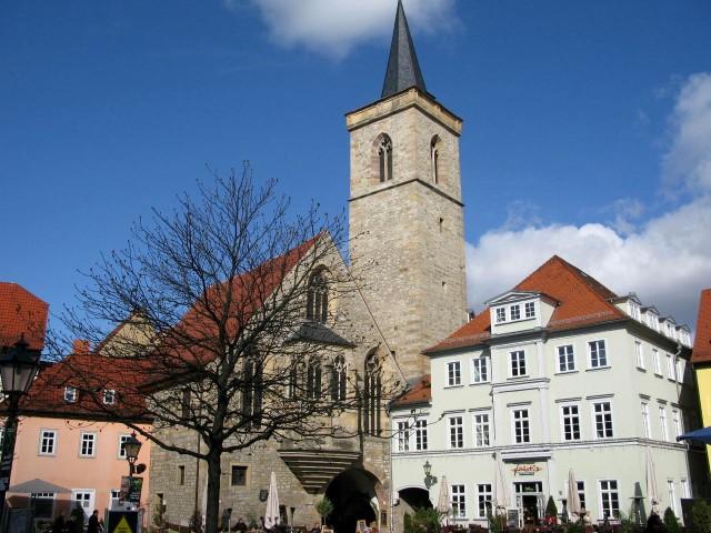 Эгидиенкирхе (Ägidienkirche)