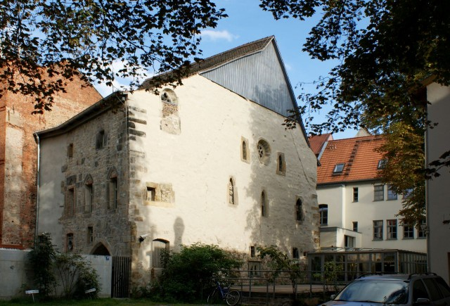 Старая синагога (Alte Synagoge)