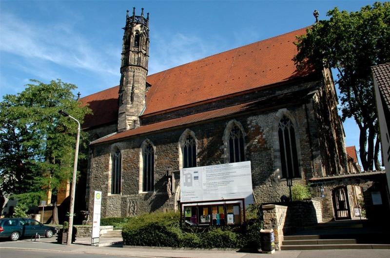 Церковь святого Августина (Augustinerkirche)