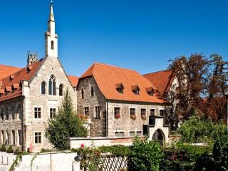 Августинский монастырь в Эрфурте