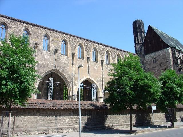 Барфюссеркирхе (Barfüßerkirche)
