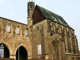 Францисканская церковь в Эрфурте