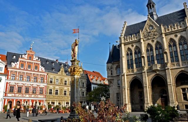 Рыбная площадь (Fischmarkt)