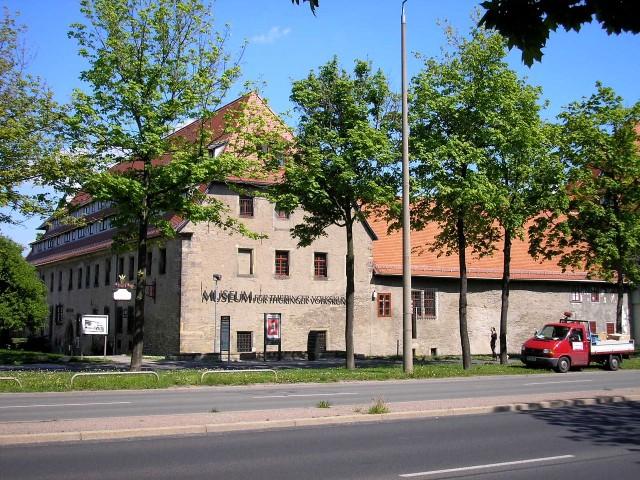 Музей Тюрингии на Юрий-Гагарин-Ринге