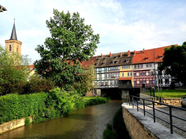 Крёмербрюкке (Krämerbrücke)