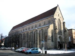Церковь проповедников
