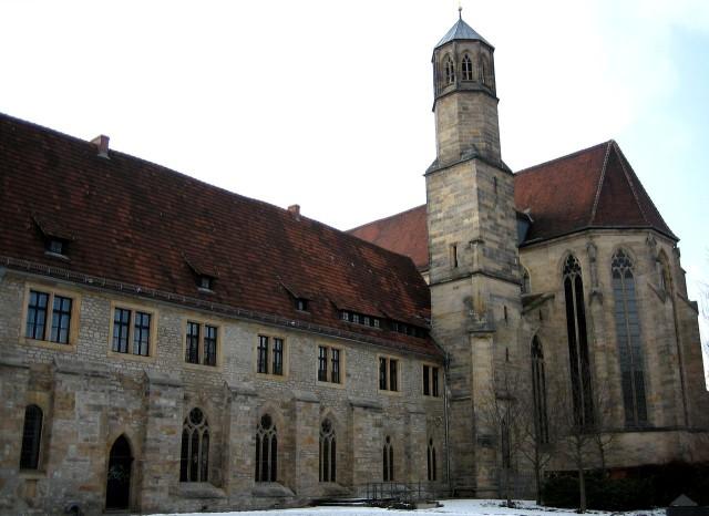 Церковь проповедников (Predigerkirche)
