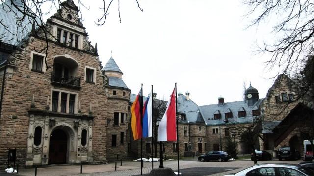 Замок-отель «Вольфсбруннен» (Schloss Hotel Wolfsbrunnen)