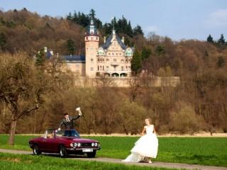 Замок Вольфсбруннен