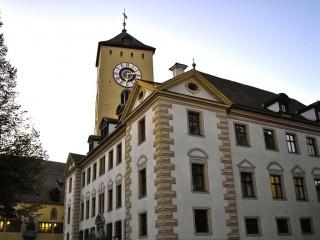 Старая ратуша Регенсбурга