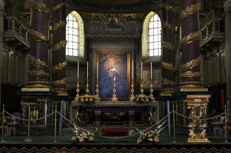 Базилика Санта Мария Маджоре (итал. Базилика Санта-Мария-Маджоре)