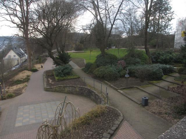 Парк Верхнего замка