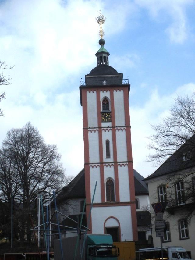 Церковь святого Николая в Зигене