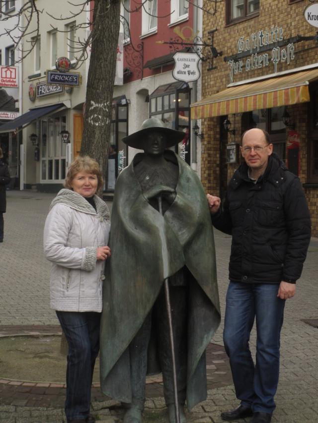 Мы и зигенский «Дарт Вейдер»