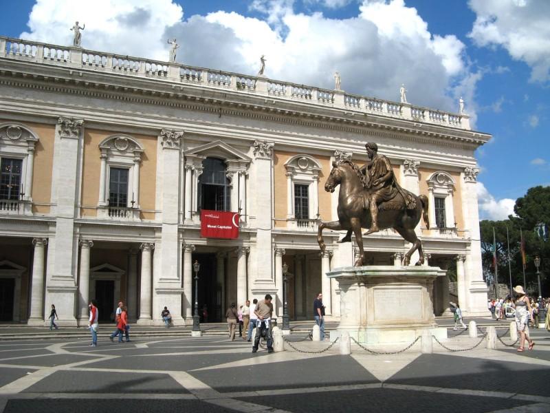 Капитолийские музеи (Musei Capitolini)