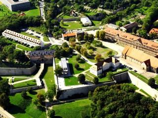 Цитадель Петерсберг — старинный форпост в центре Эрфурта