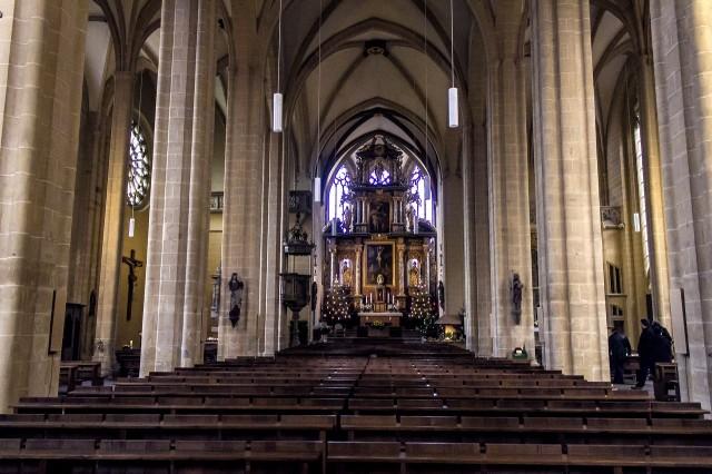 Церковь Севера Равеннского (Severikirche)