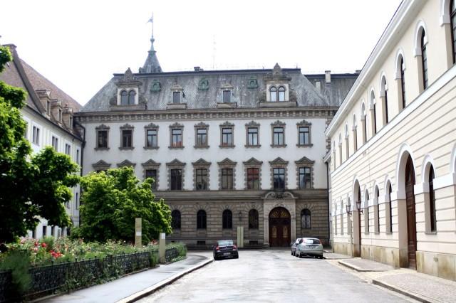 Замок и монастырь Св. Эммерама (Schloss und Kreuzgang St. Emmeram)