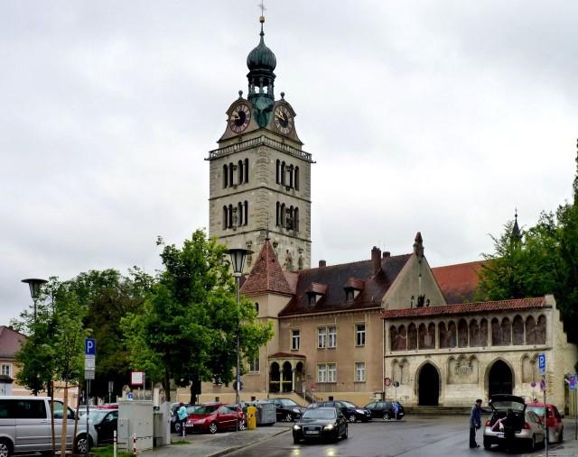 Монастырь св. Эммерама (нем. Kloster Sankt Emmeram)
