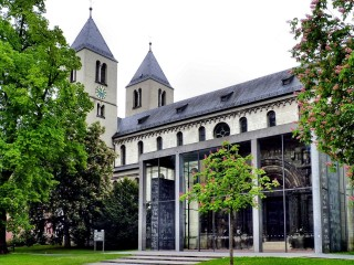 Церковь Святого Якоба в Регенсбурге