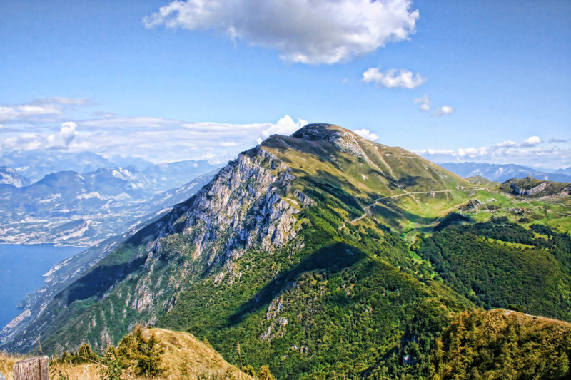 Гора Монте Бальдо (Monte Baldo)