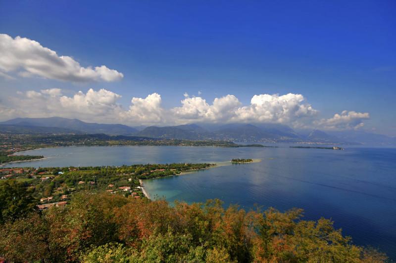 озеро Гарда (Lago di Garda)